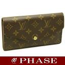 Louis Vuitton M60531 モノグラムポルトフォイユサラ long wallet Louis Vuitton/45789