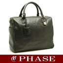 Loewe 318.70 AME AME handbags leather black LOEWE/52557