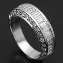 18 K750WG diamond ring 13 / 62442