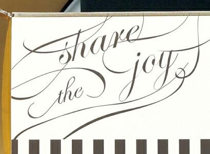 Joy-(ブラウン)席次表【10冊入り ...