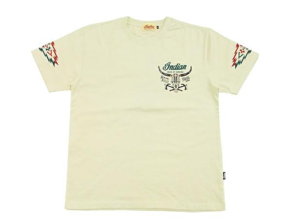 印度小卹�*���9�b��_印度摩托新周期 t 衬衫 imst 406 本机奇马约图案男式短袖 t 恤自然