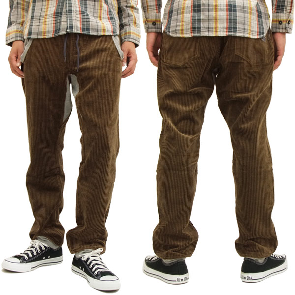 mens wide wale corduroy pants - Pi Pants