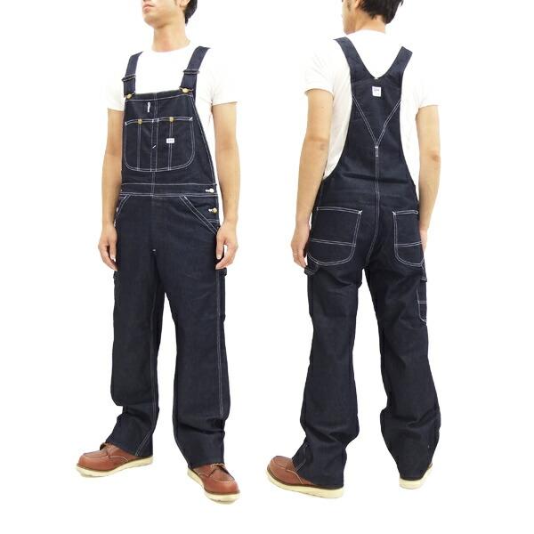 Lee オーバーオール LS2024 リー メンズ ファッション