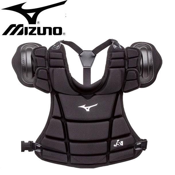ミズノ MIZUNO 1djpu10009 審判員用 プロテクター ゴムソフトボール用インサイド