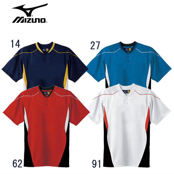 ミズノ 野球ウエア MIZUNO 52mj452 イージーシャツ ジュニア シャツ
