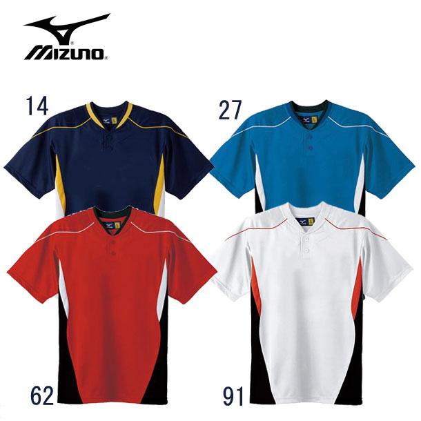 ミズノ 野球ウエア MIZUNO 52mw452 イージーシャツ シャツ