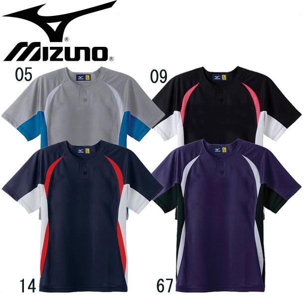 ミズノ 野球ウエア MIZUNO 52mw453 イージーシャツ シャツ