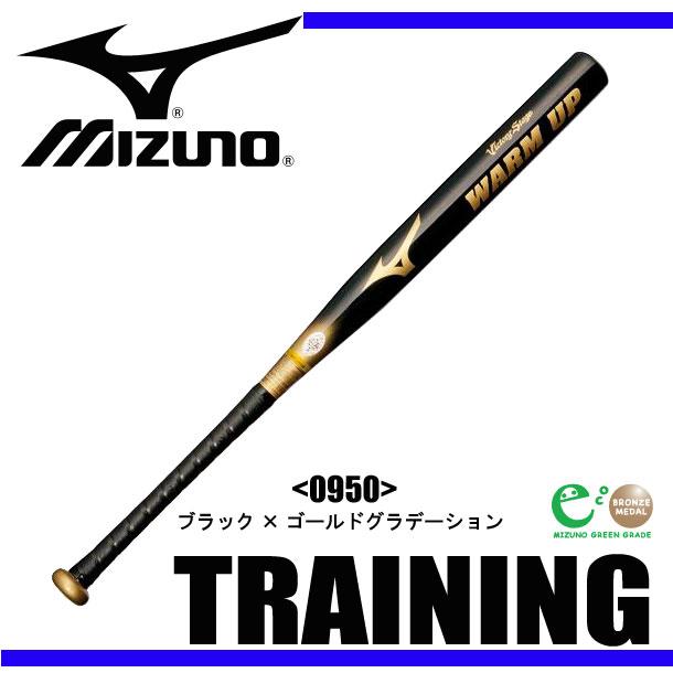 ミズノ 2tt24500 MIZUNO 野球バット ビクトリーステージ ウォームアップ 木製 トレーニングバット 13SS 2TT-24500
