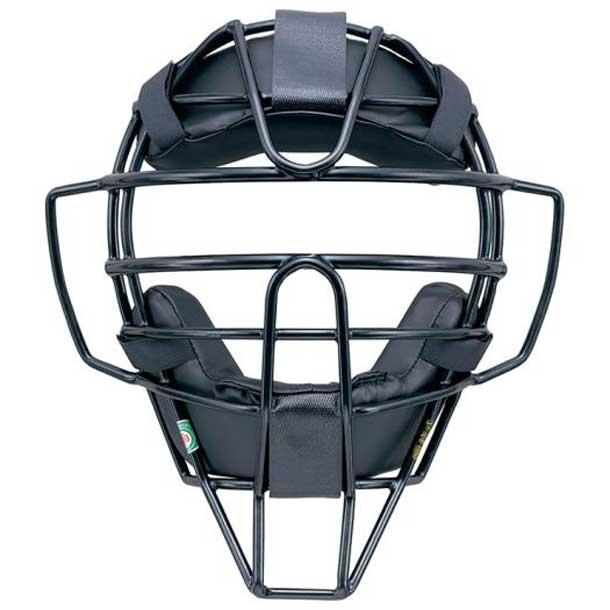 軟式/審判員用マスク 野球 MIZUNO ミズノ キャッチャー用防具 軟式用 1DJQR110