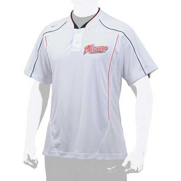 グローバルエリート ベースボールシャツ MIZUNO ミズノ 野球 ウエア 12JC7L06 12jc7l0614 野球ウエア