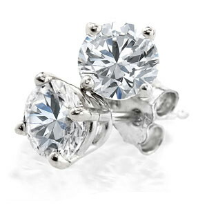Jewelry diamond pierced earrings product