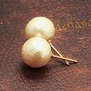 ★ ★ all 4 sizes (mm/10 8 mm / 12 mm / 14 mm) grain Kiska cotton Pearl K14GF (gold filled) Stud Earrings 10P06May15