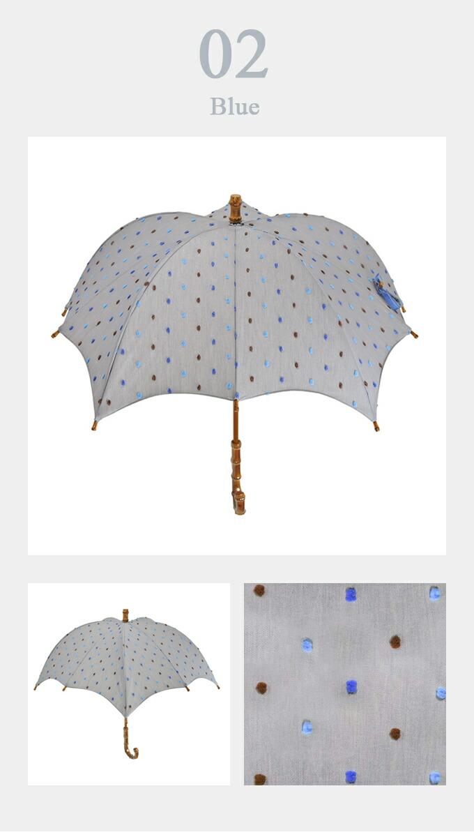 『Kabocha 晴雨兼用日傘 POM 1