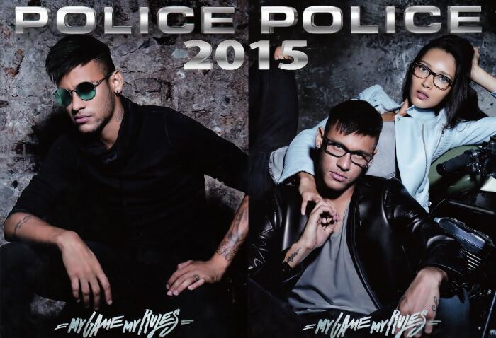 POLICE2015年モデル