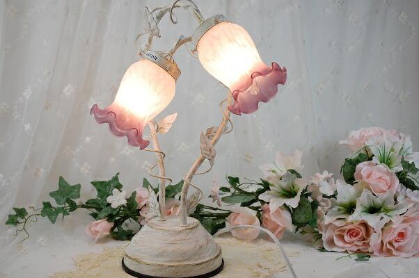 Shop Planta  라쿠텐 일본: 테이블 램프 리프 팔 램프 무스 카 퍼플 ...