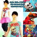 Bambi, skull, balloon girl... 3 designshchuertiondream T shirt series's four-stage dressing retrodesigncutsaw
