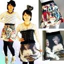 Gosloriskertrococoprincessrnovar style art print Gothic Lolita ladies masquerade mariantoinettehapsburgvictorian