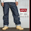 LEVI's (Levi's) 501 raw denim Rigid: length 32