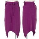 Issey Miyake ISSEY MIYAKE A.POC belted design skirt Purple 2