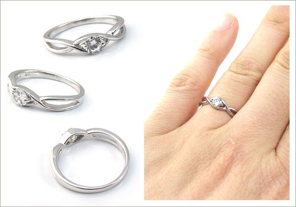 婚約指輪:ダイヤモンド:リング:大粒:エンゲージリング