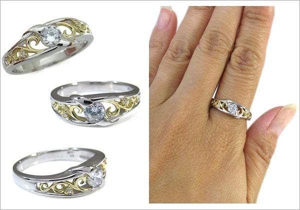 鑑定書付き,ダイヤモンド,指輪