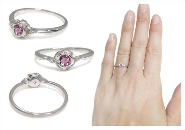 薔薇 指輪