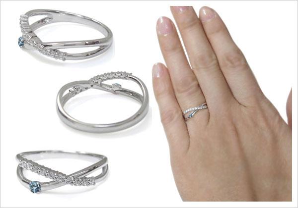 指輪 シンプル 上品