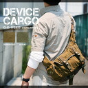 DEVICE Cargo shoulder bag 2013 fall winter.