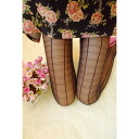 SEXY CUTE ◆ large lattice stockings / pantyhose / tights • order today will ship 5/29