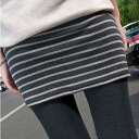 I am going to ship it on order about December 6 Katz / ska bread / leggings / spats ◎ today with horizontal stripe tight skirt