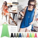 Clearance sale! For summer のゆる coordinates! I am going to ship it on order about August 1 A-line flare one piece / tunic ◎ today