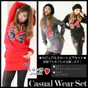 I am going to ship it on order about October 17 jersey skirt top and bottom set parka top and bottom setup ◎ today