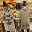 I am going to ship it on order about August 25 food parka ◎ today with long length print