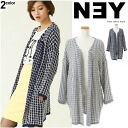 I am going to ship it on order about April 30 NEY ★ window pen checked pattern knit cardigan / long length ◎ today