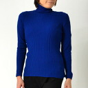 I am going to ship it on order about July 25 rib turtleneck sweater / knit tops / constant seller Shin pull design ♪◎ today