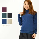 I am going to ship it on order about January 23 long length turtleneck knit tops sweater Shin pull plain fabric ♪◎ today