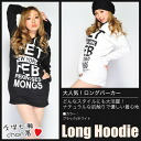 Clearance sale! I am going to ship it on order about September 10 warm back raising print food long sleeves parka ◎ today