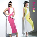 I am going to ship it on order about October 14 by color wave no sleeve maxiskirt length dress / long ◎ today