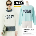 I am going to ship it on order about August 5 BIG logo ★ shortstop long Japanese paper sleeve trainer pullover tops ★ [TODAY] print ◎ today