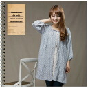 I am going to ship it on order about May 9 dot pattern reshuffling, long sleeves tunic one piece ★ fake ensemble ◎ today