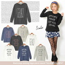 I am going to ship it to back raising logo print long sleeves crew neck sweat shirt ★ GLAD & EFFORTS ★ skirt, underwear, the jeans on order about July 28 ◎ today
