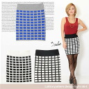Heigerginittgravchecktitemini skirt and tunic or t-shirt, sewn, pullover, ◎ order today will ship 11/10