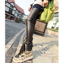 I am going to ship it on order about October 30 leggings underwear bottom Shin pull plain casual パギンス skinny pants ◎ today