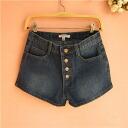 Given / botandeigndenim shorts / short / bread/hot pants, ◎ order today will ship 12/26