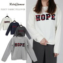 Fleece & embroidered logo check pullover, long-sleeved trainer set-top is preppycasual ◎ order today will ship 12/11