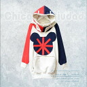 Thick pullover hoodies, tops, dark circles, Union Jack boyish food casual ◎ order today will ship 1/27
