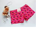 A lovely heart design print shorts, pants, underwear, underwear: order today will ship 1/5