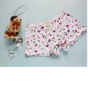 Pop flower print shorts, pants, underwear, underwear
