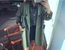 Vintage full length jacket tailored jacket coat medium simple plain ladies ◎ order today 2/4 will ship
