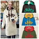 Swettone piece medium one piece back brushed sweatshirts one piece hood Parker dress long sleeves logo trainer: order today will ship 2/17